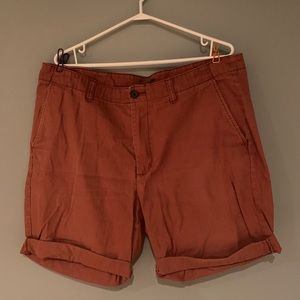 🐠 2 for $20 Burnt red shorts